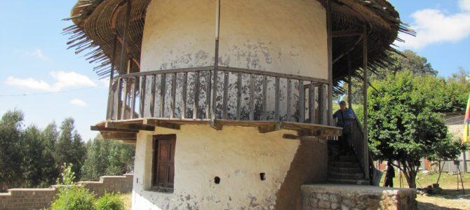 Ankober and Emperor Menelik II Palace