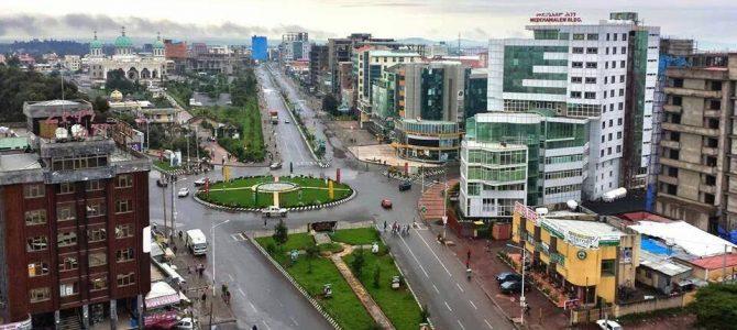 Addis Ababa, the Capital City of Ethiopia