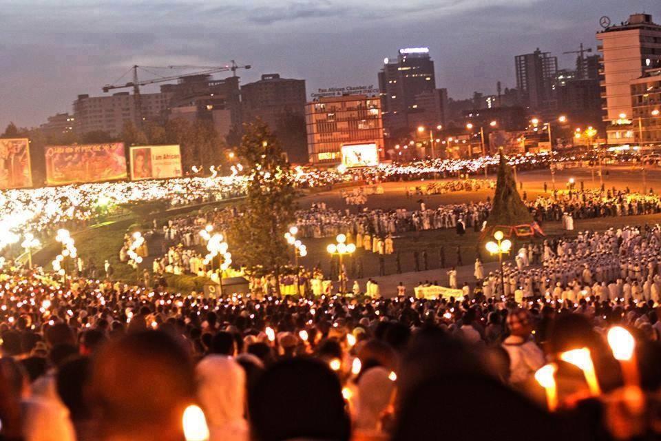 Ethio Meskel Event